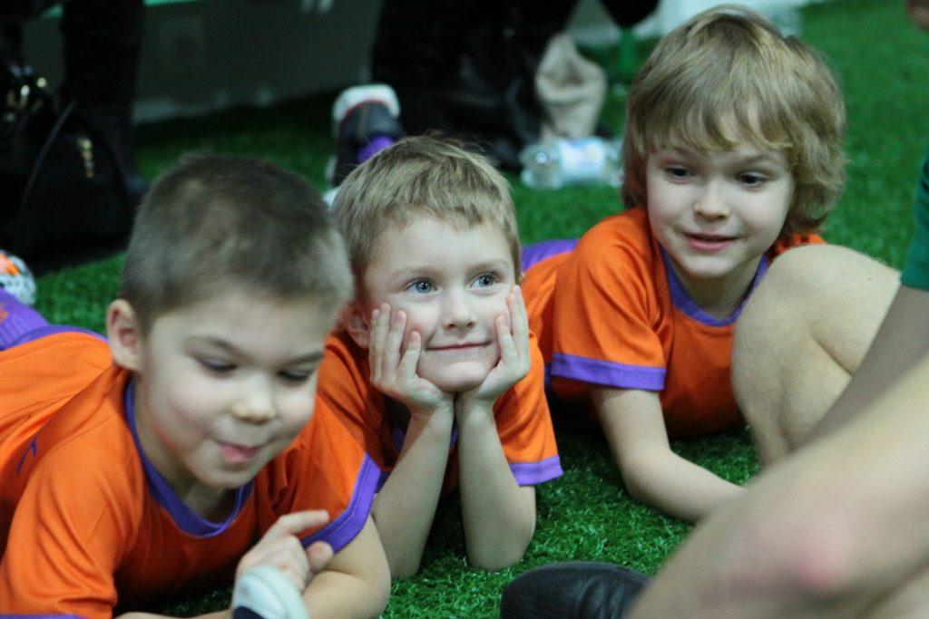 Футбольний клуб для дошкільнят FOOTBIK