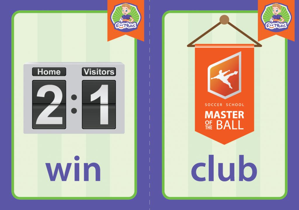 win, club