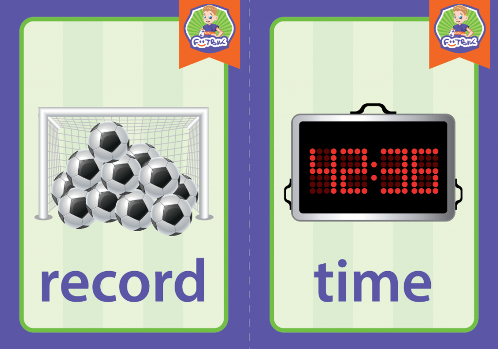record, time