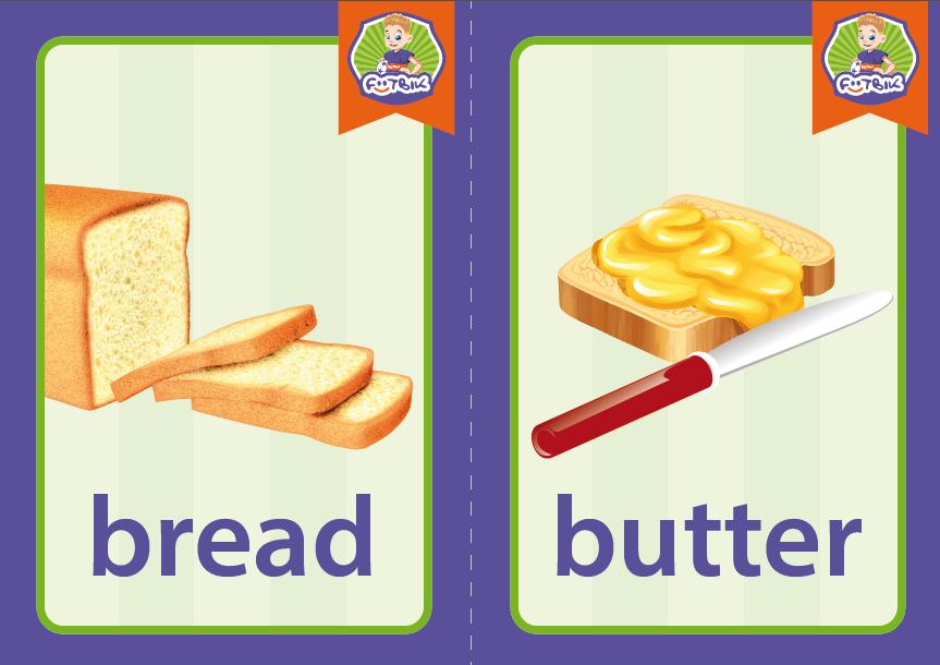 Картинки, картинка продукты питания с надписью на английском
