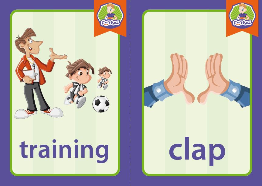 training, clap