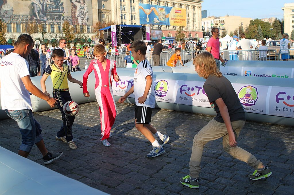 Харьков спортивная столица
