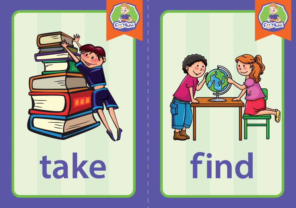 take find