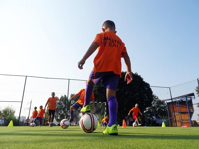 Детский футбол