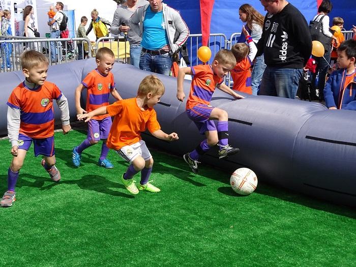 Детский футбол в Харькове