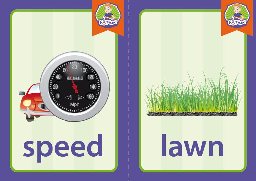 speed, lawn