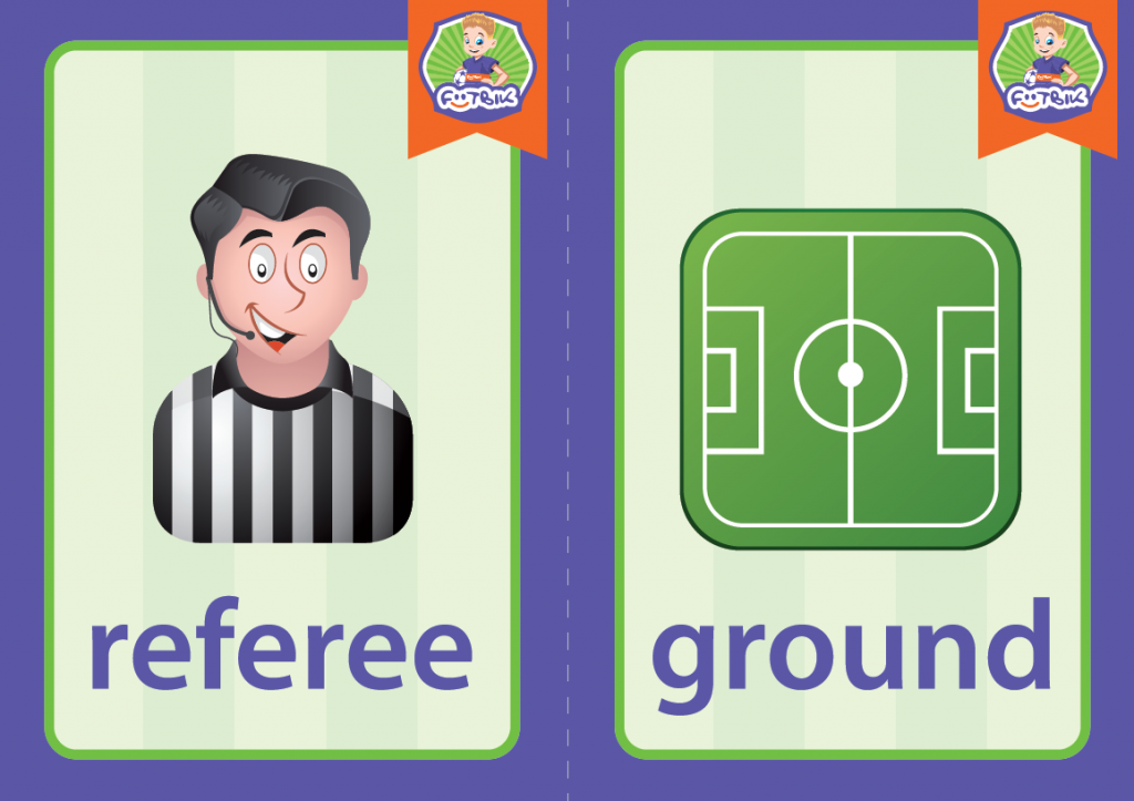 referee, ground