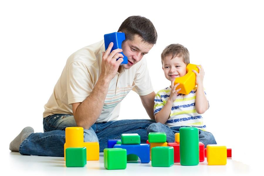 Ігри з малюком