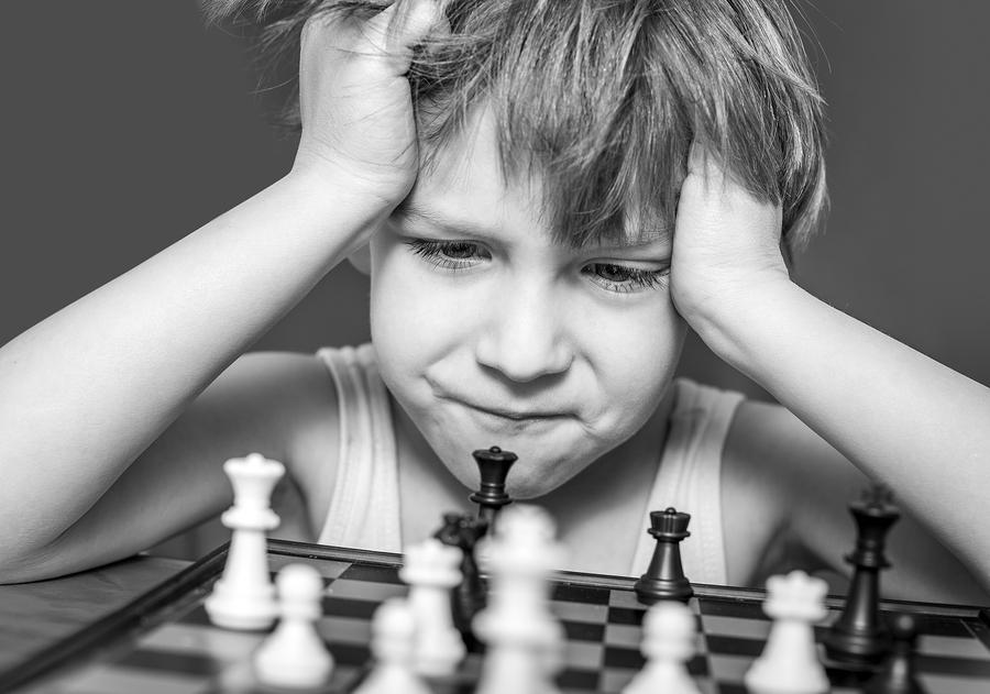 Как принимать проигрыш без обид