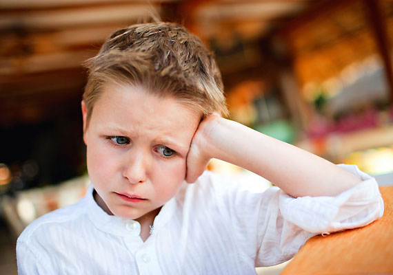 Вплив тривожності на розвиток дітей