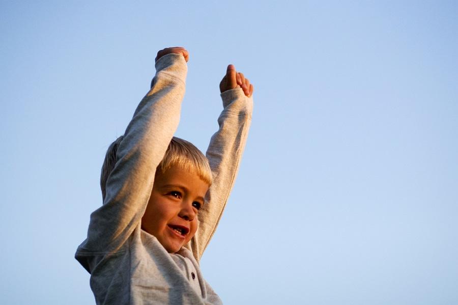 Воспитание ребенка уверенным