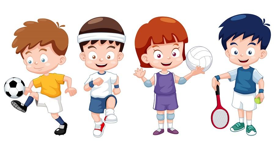 Спорт для дошкольника