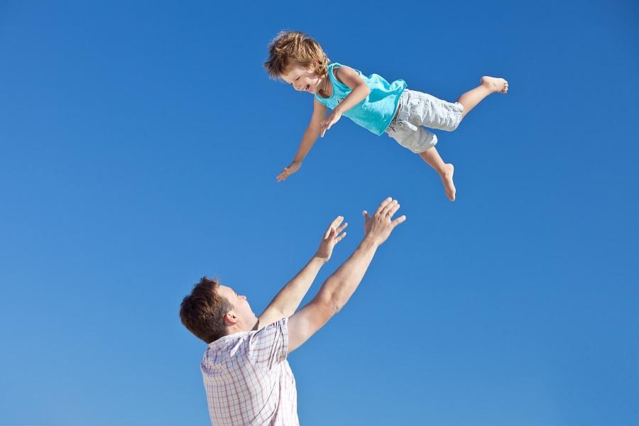 Роль батька у вихованні дитини