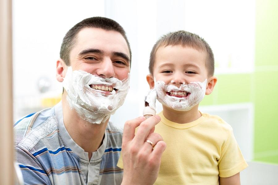 Батько і син