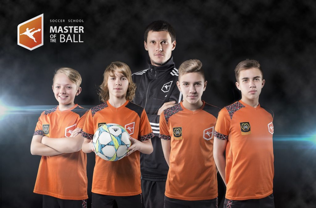 Футбольная школа «Мастер мяча»