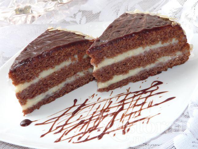 Шоколадний пиріг