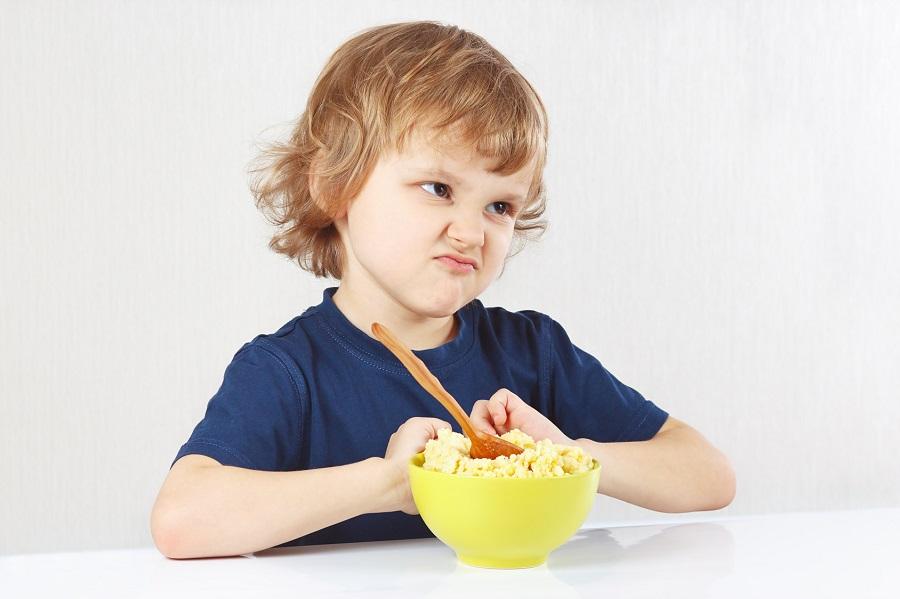 Дитина відмовляється їсти