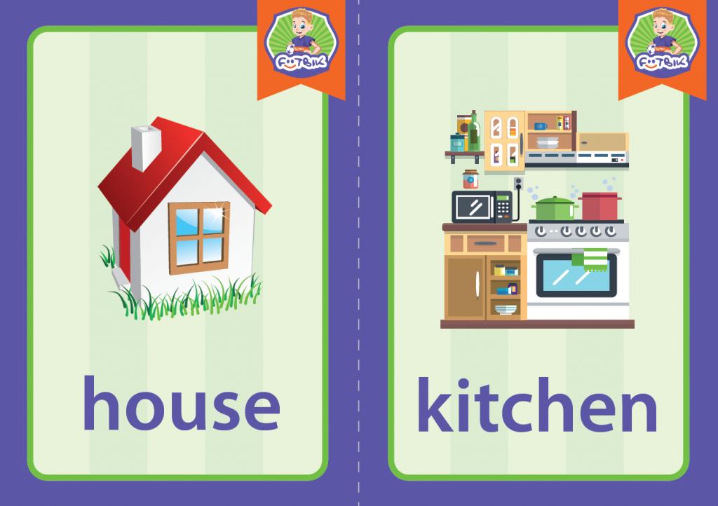 «House» и «Kitchen»