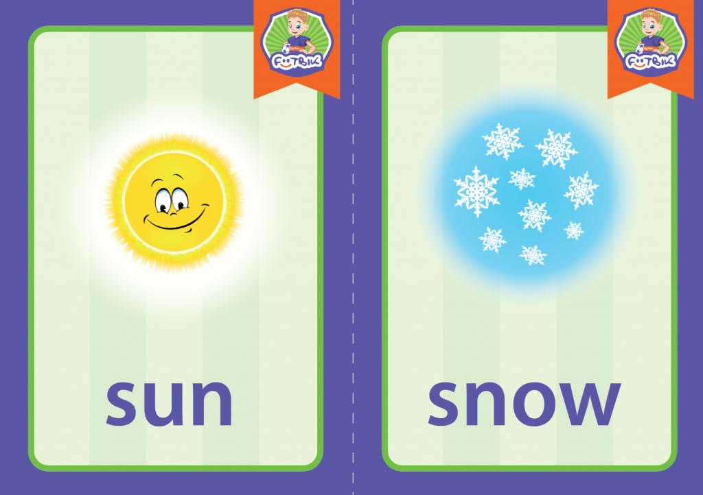 «Sun» и «Snow»