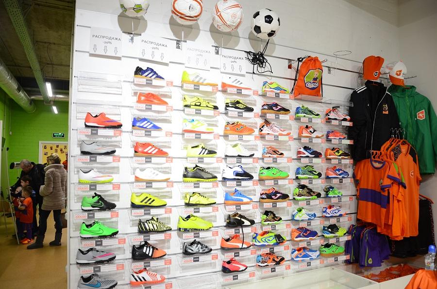 Магазин детской футбольной обуви FootbikMania