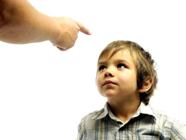 Учим ребенка осознавать плохое поведение