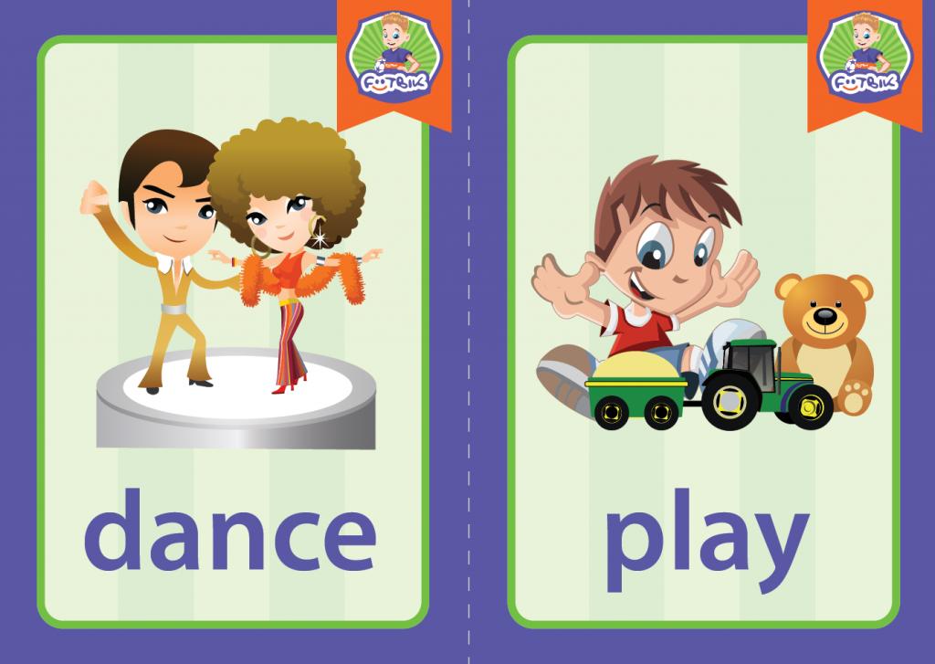 «Dance» и «Play»
