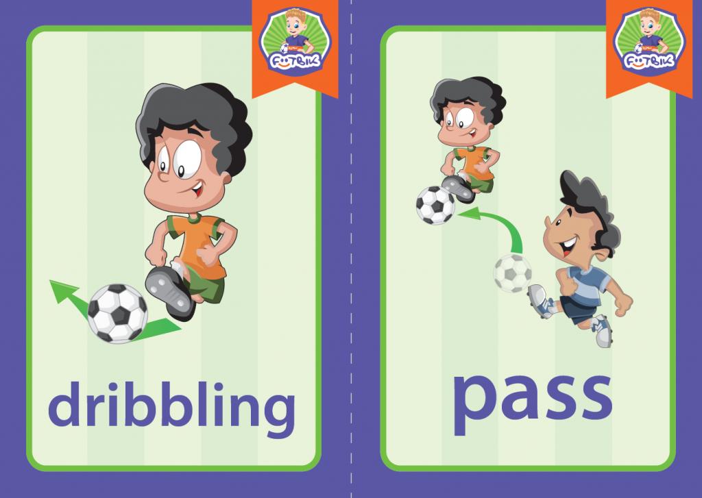 «Dribbling» та «Pass»