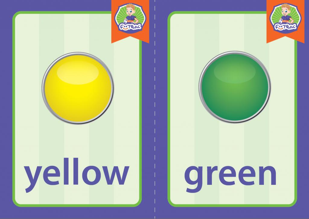 «Yellow» и «Green»