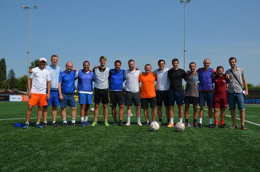 Семинар для тренеров детских футбольных школ