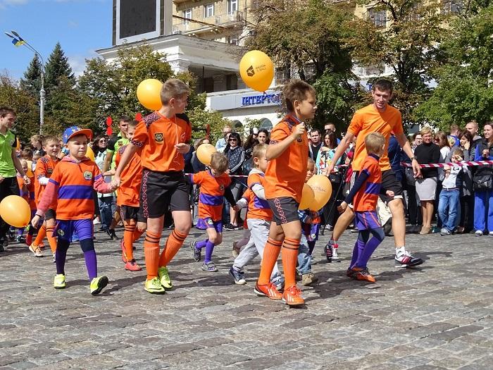 Приглашаем футболистов «Футбик» и «Мастер мяча» на Спортивную ярмарку