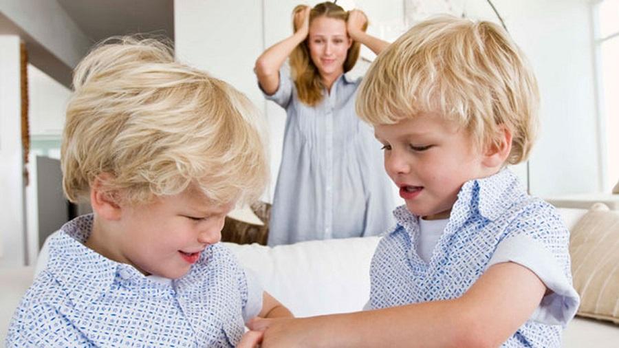 Мирим детей после ссоры