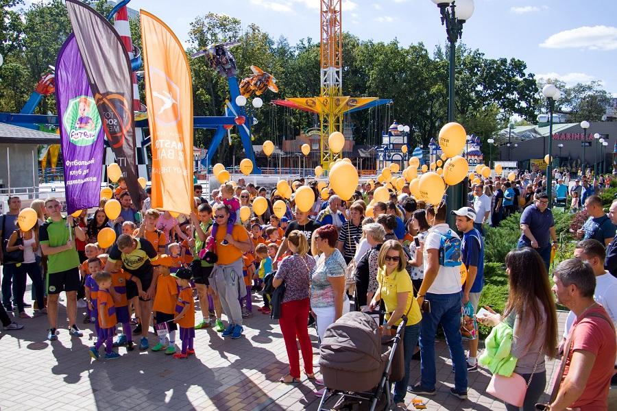 Спортивная ярмарка «Харьков – спортивная столица»