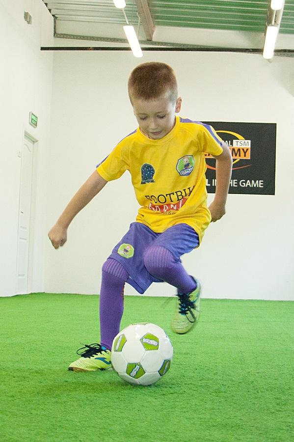 Программа SmartFootball
