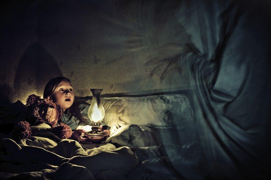 Причины возникновения детских страхов
