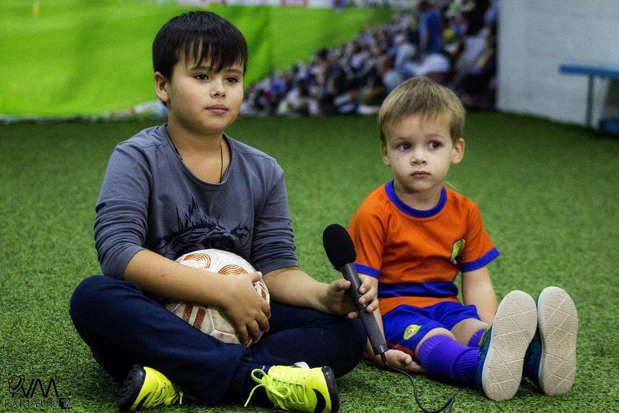 Программа «Дети в городе» в гостях у наших футбольных школ