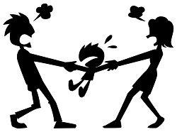 Влияние родительских ссор на ребенка