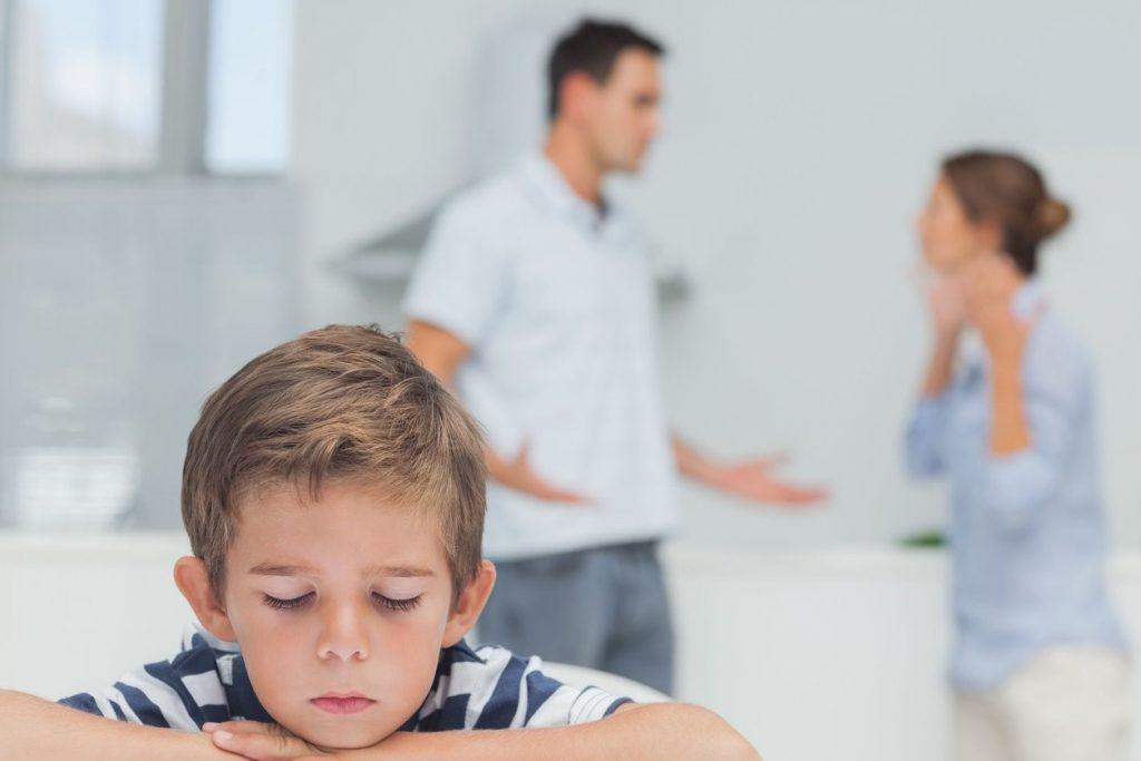 Последствия семейных конфликтов