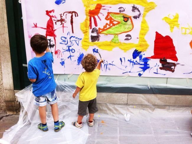 Влияние творчества на ребенка