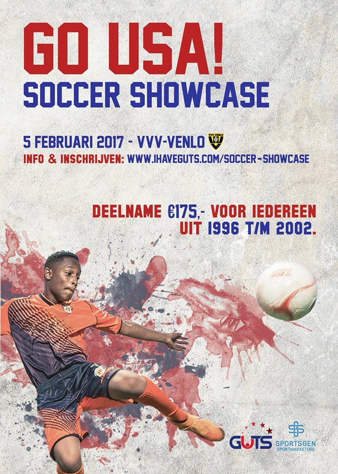 Go USA Soccer Showcase 2017