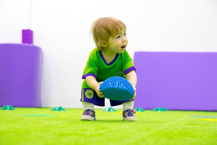 Занятия по программе Footbik.Baby