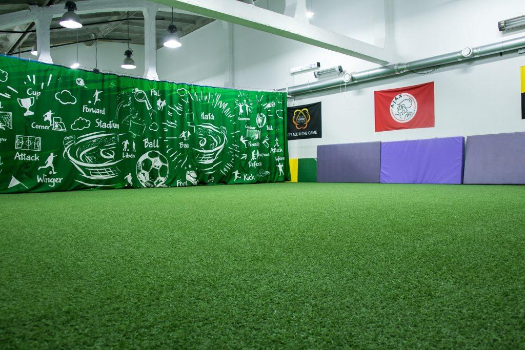 Тренувальний зал