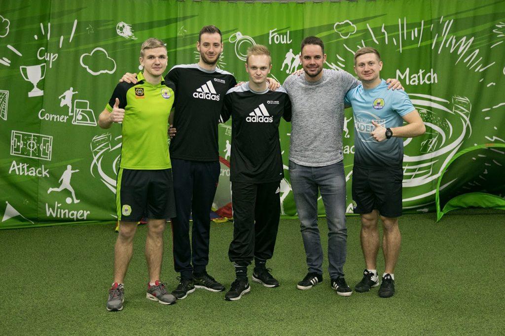 Голландские тренеры прошли инструктаж в Футбик