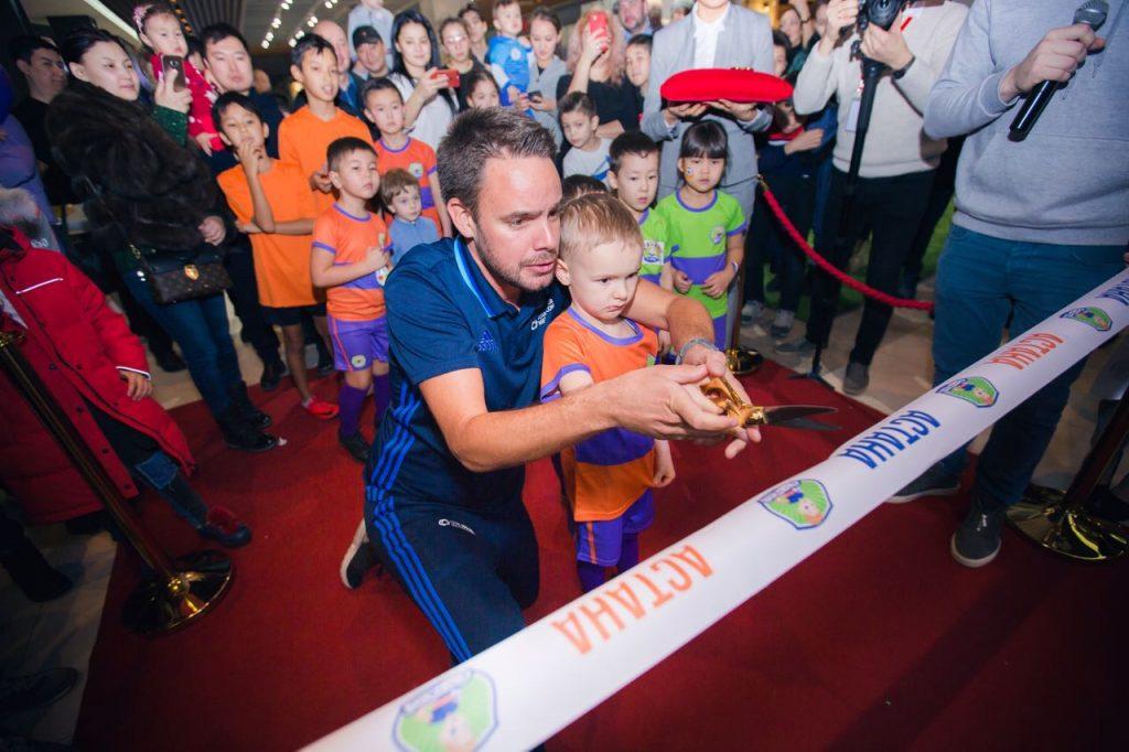 «Футбик» открыл 8-й футбольный клуб!