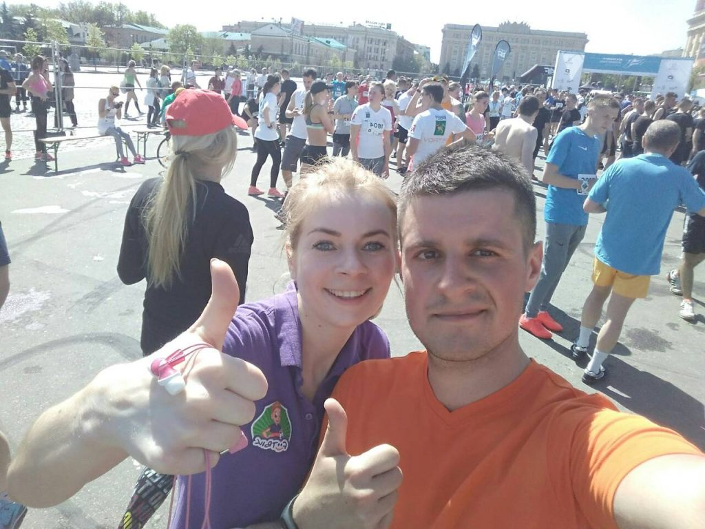 ФШ «Майстер м'яча» і «Футбік» братимуть участь у марафоні!