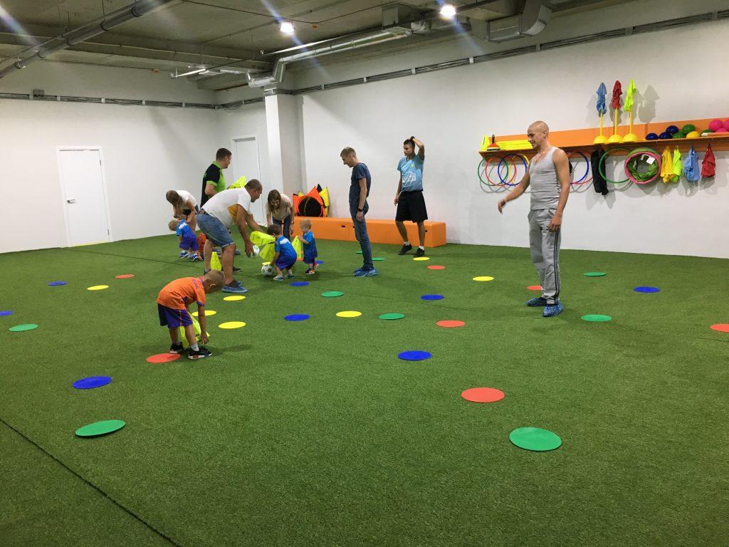 Футбольный клуб Футбик в Броварах